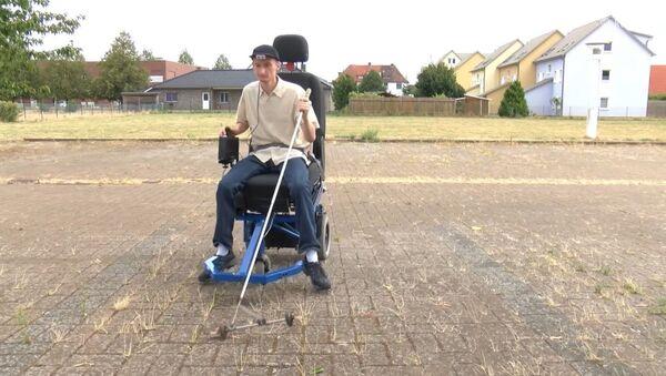 Niemiec wynalazł elektromobil dla niewidomych - Sputnik Polska