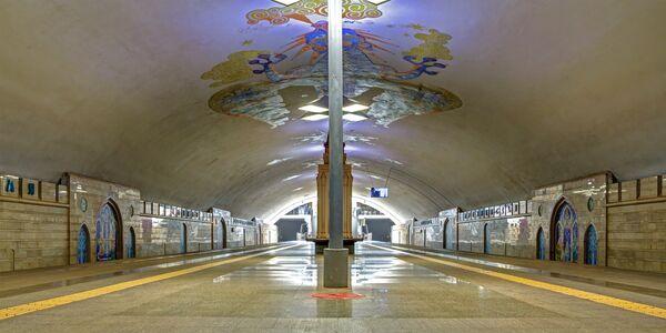 Stacja metro w Kazaniu - Sputnik Polska