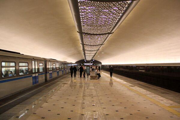 Stacja metra Jaszlek w Kazaniu - Sputnik Polska