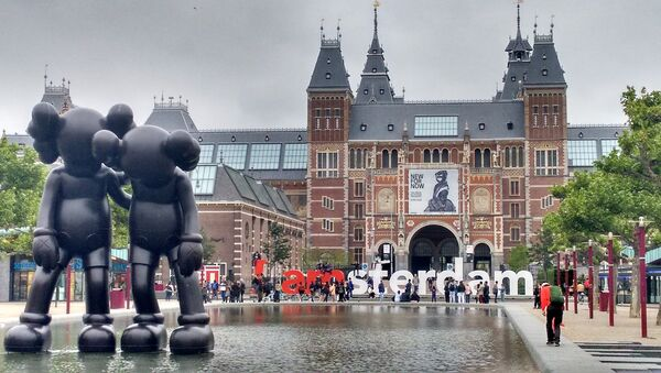 Amsterdam - Sputnik Polska