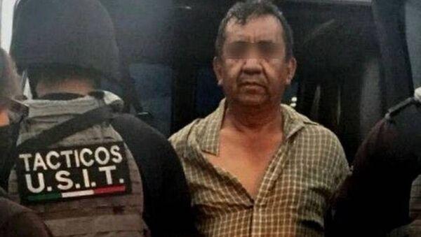 Jeden z dwóch podejrzanych o porwanie dzieci spalony w więzieniu amerykańskiego miasta Acatlan de Osorio - Sputnik Polska
