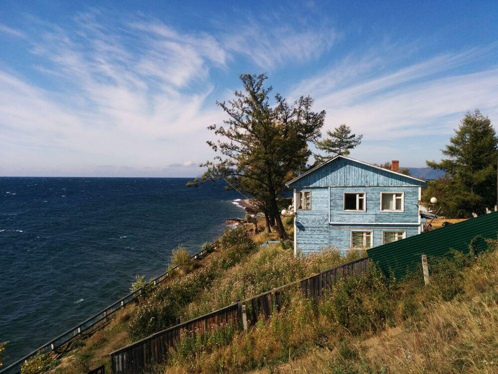 Domek nad Bajkałem
