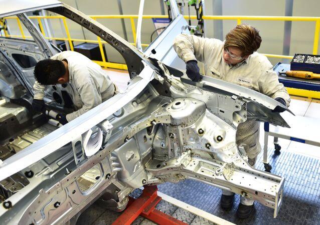 Montaż samochodu w Meksyku