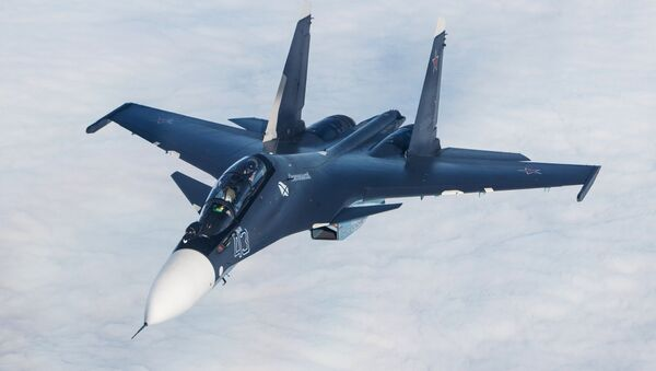 Su-30SM - Sputnik Polska