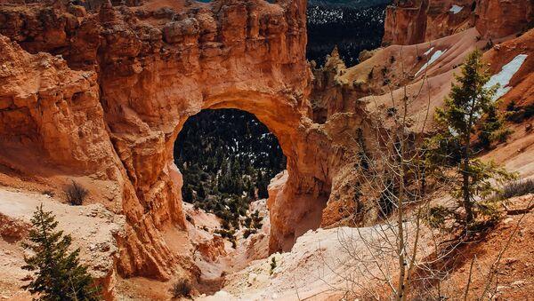 Park Narodowy Bryce Canyon w południowo-zachodniej części stanu Utah w Stanach Zjednoczonych - Sputnik Polska