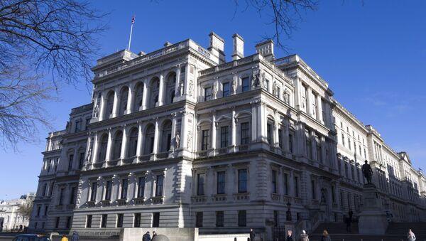 Gmach Biuro Spraw Zagranicznych oraz Wspólnoty w Londynie - Sputnik Polska