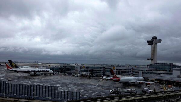 Lotnisko Kennedy'ego, Nowy Jork - Sputnik Polska