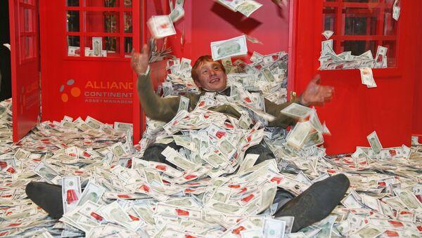 Największa na świecie wystawa luksusu Millionaire Fair w Moskwie. Zdjęcie archiwalne - Sputnik Polska