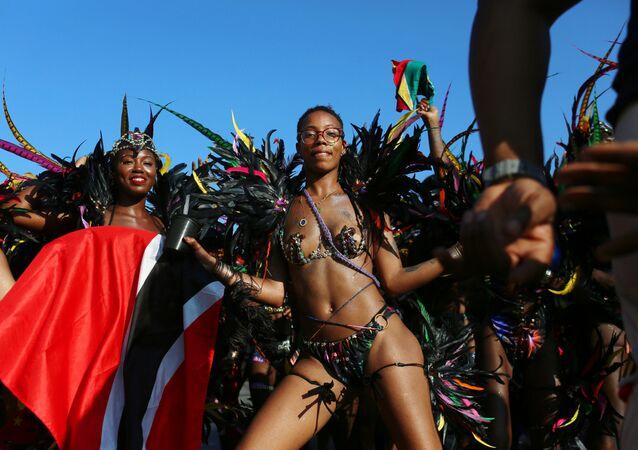 Karaibski karnawał w Nowym Jorku