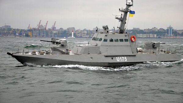 Statek Giurza - Sputnik Polska