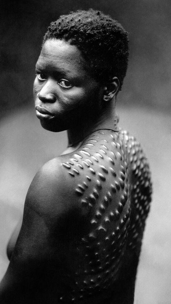 Dziewczyna z Afryki