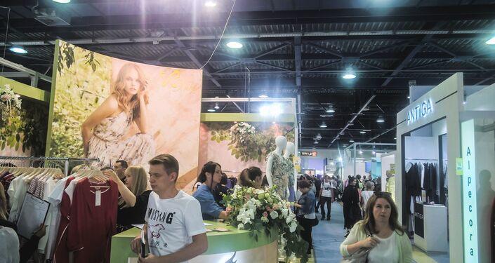 """Międzynarodowa wystawa CPM – Collection Premiere Moscow – w ośrodku """"Ekspocentr"""""""