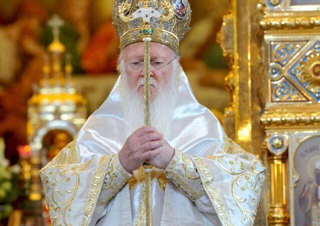 Patriarcha Konstantynopola Bartłomiej