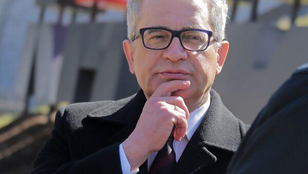 Ambasador Polski w Federacji Rosyjskiej Włodzimierz Marciniak - Sputnik Polska