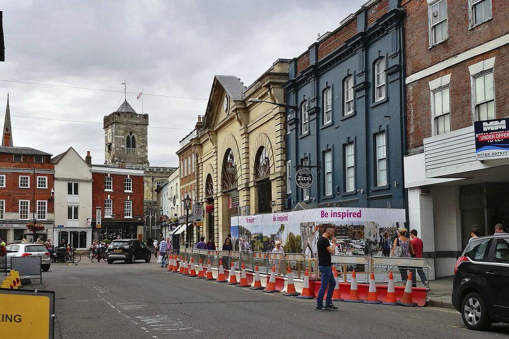 Ulice Salisbury