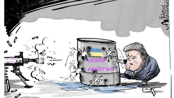 Jakie bankructwo?! Co wy gadacie - Sputnik Polska