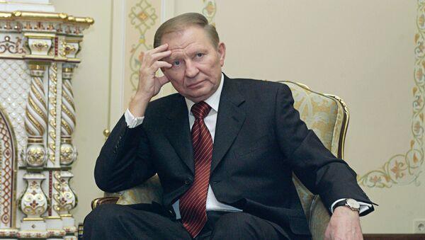 Były prezydent Ukrainy Leonid Kuczma - Sputnik Polska