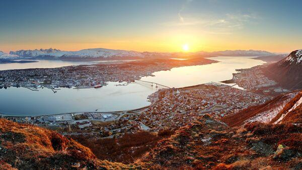 Tromso, Norwegia - Sputnik Polska