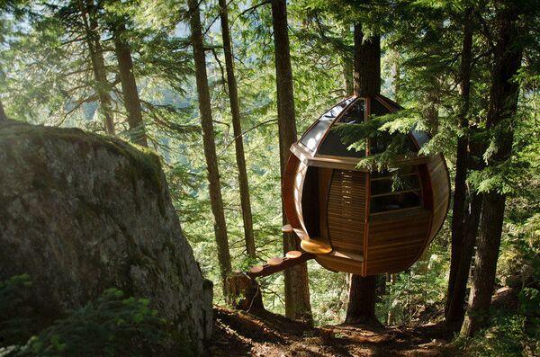 Hemloft, Kanada - Sputnik Polska