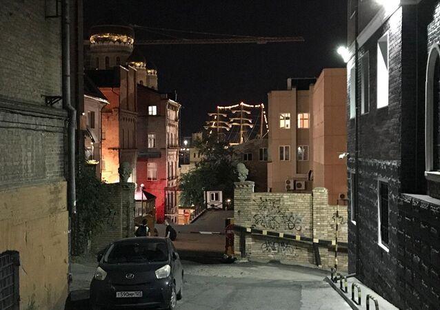 Ulice Władywostoku