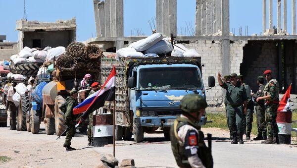 Abu al-Duhur, Idlib, Syria - Sputnik Polska