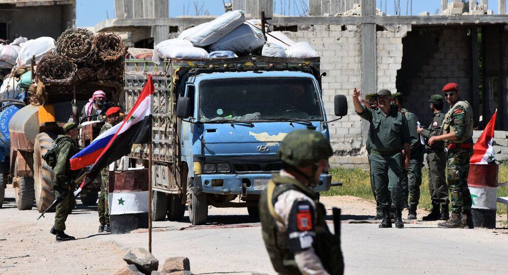 Abu al-Duhur, Idlib, Syria