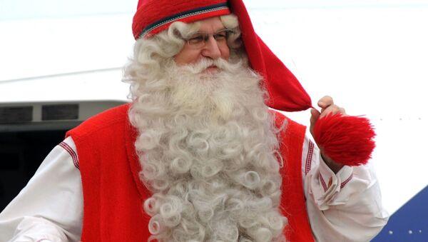 Fiński Santa Klaus w Joulupukki - Sputnik Polska