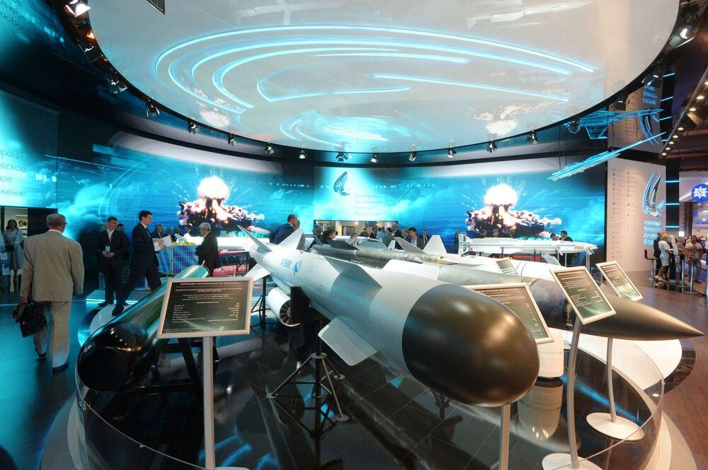 Otwarcie Międzynarodowego Salonu Lotniczego i Kosmicznego MAKS-2015