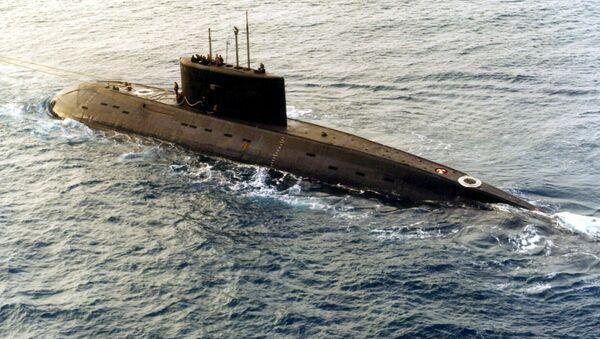 okręt podwodny - Sputnik Polska