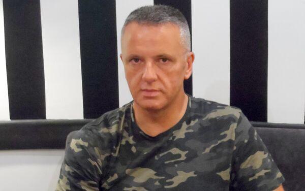 Jarosław Tomczak - Sputnik Polska