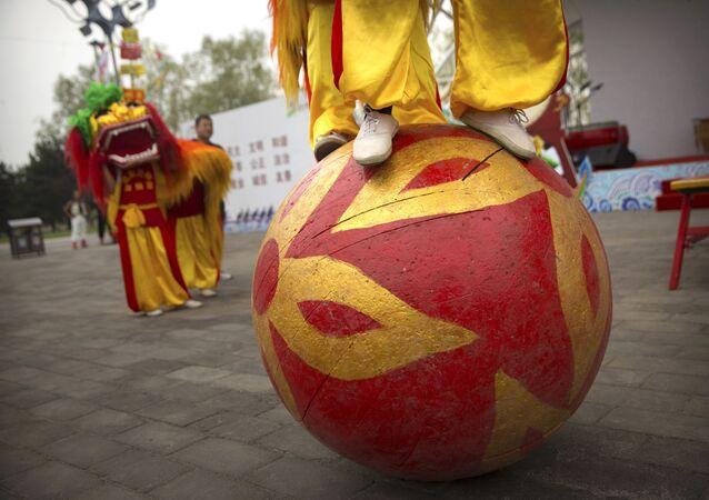 Święto Smoczych Łodzi w Pekinie