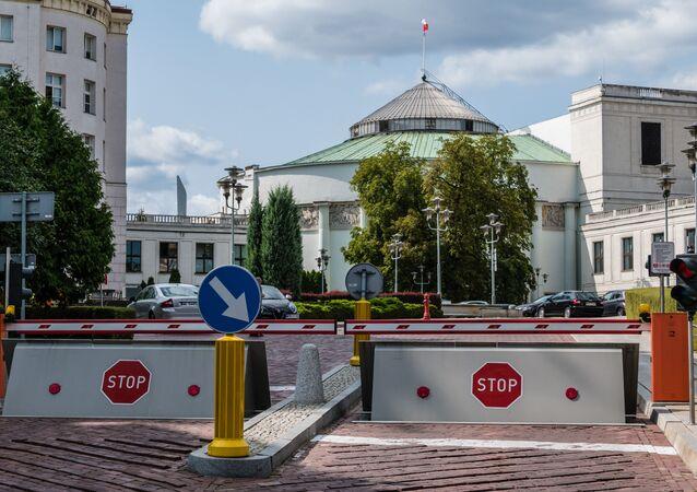 Warszawa. Sejm Rzeczypospolitej Polskiej