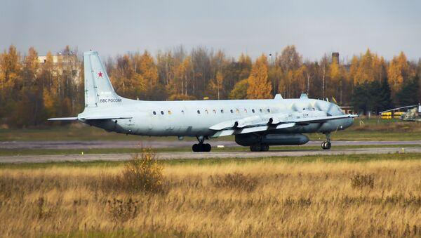 Samolot Ił-20. Zdjęcie archiwalne - Sputnik Polska