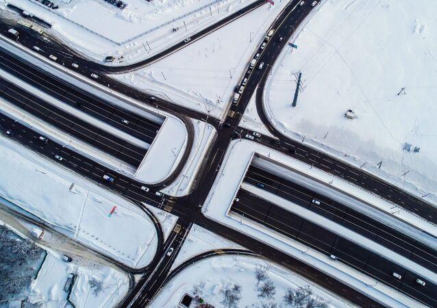 Węzły drogowe w Moskwie