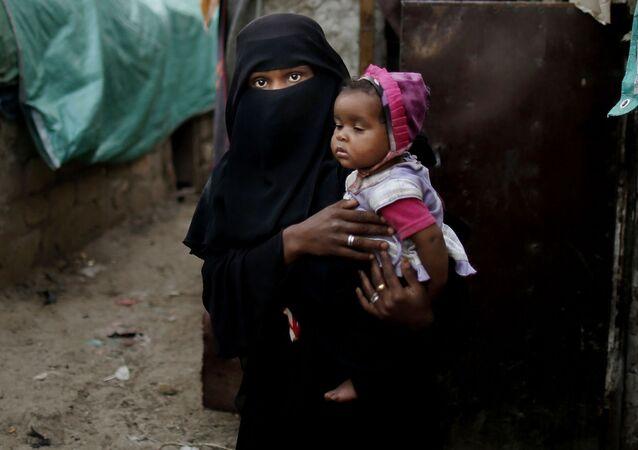 Uchodźcy w Jemenie