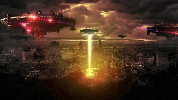 Wojna przyszłości - Sputnik Polska