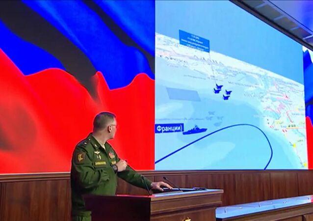 Rzecznik Ministerstwa Obrony generał-major Igor Konaszenkow