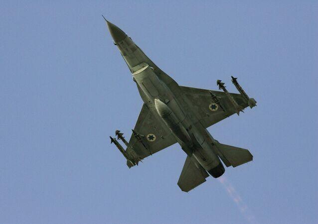 Izraelski F-16
