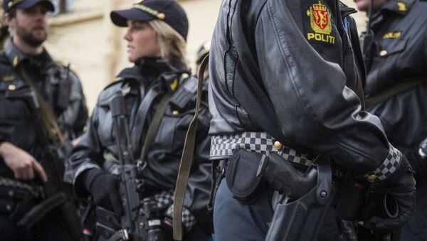Norweska policja - Sputnik Polska