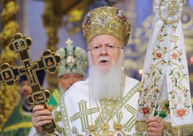 Patriarcha Konstantynopolski Bartłomiej