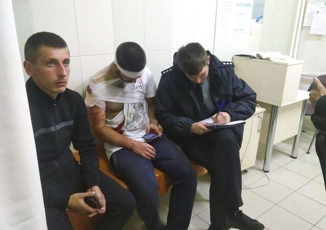Ofiary ataku ultraprawicowych nacjonalistów we Lwowie