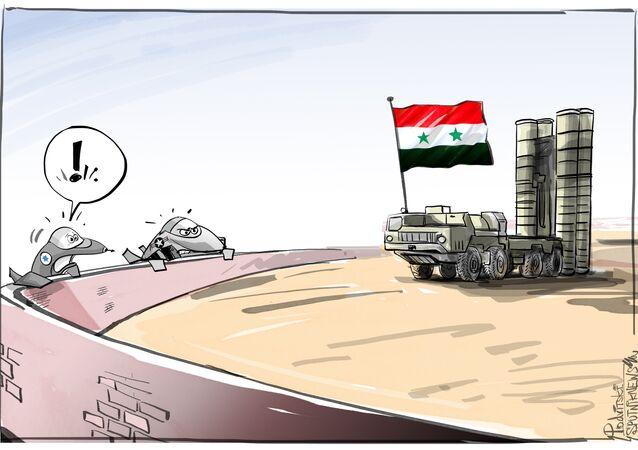 Szojgu: Syria dostanie rosyjskie S-300 w ciągu dwóch tygodni