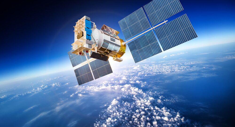 Kosmiczny satelita Ziemi
