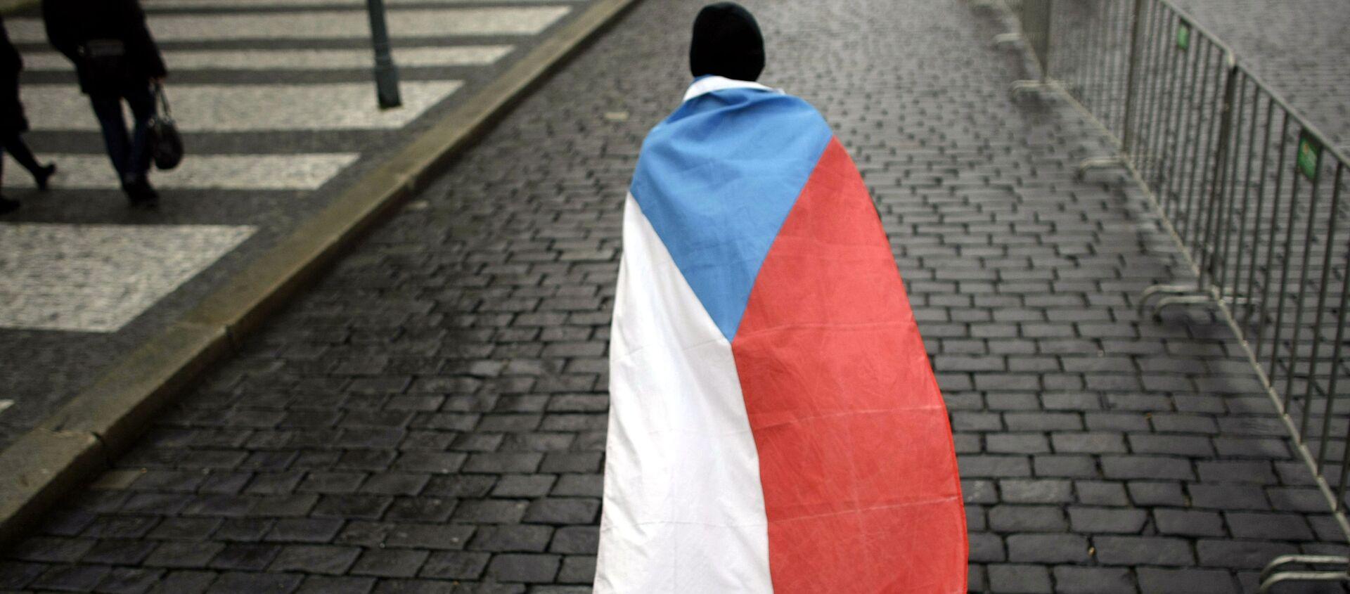 Czechy zastanawiają się nad wycofaniem się z UE - Sputnik Polska, 1920, 17.04.2021