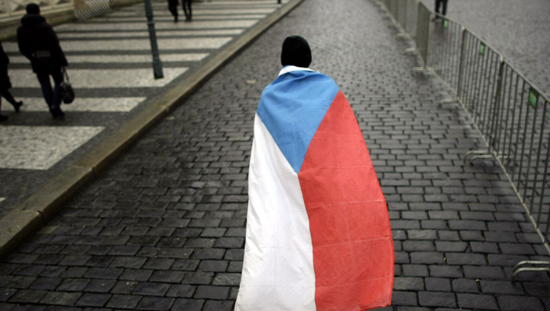 Czechy zastanawiają się nad wycofaniem się z UE - Sputnik Polska, 1920, 20.04.2021