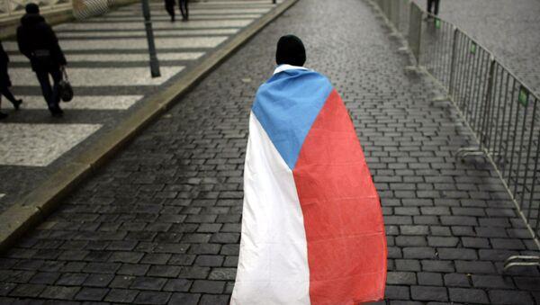 Czechy zastanawiają się nad wycofaniem się z UE - Sputnik Polska