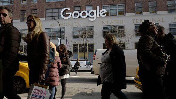 Budynek Google w Nowym Jorku - Sputnik Polska