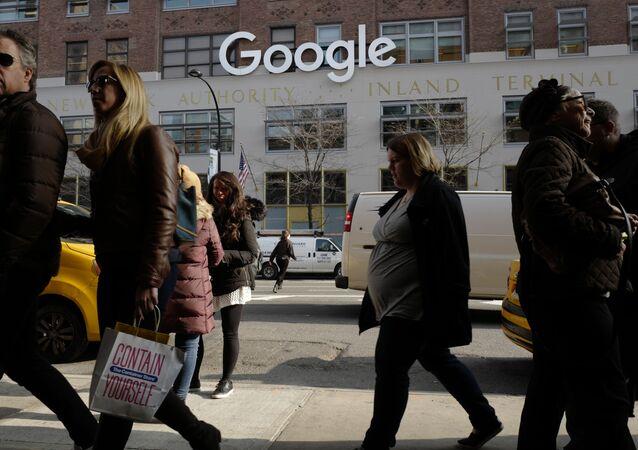 Budynek Google w Nowym Jorku