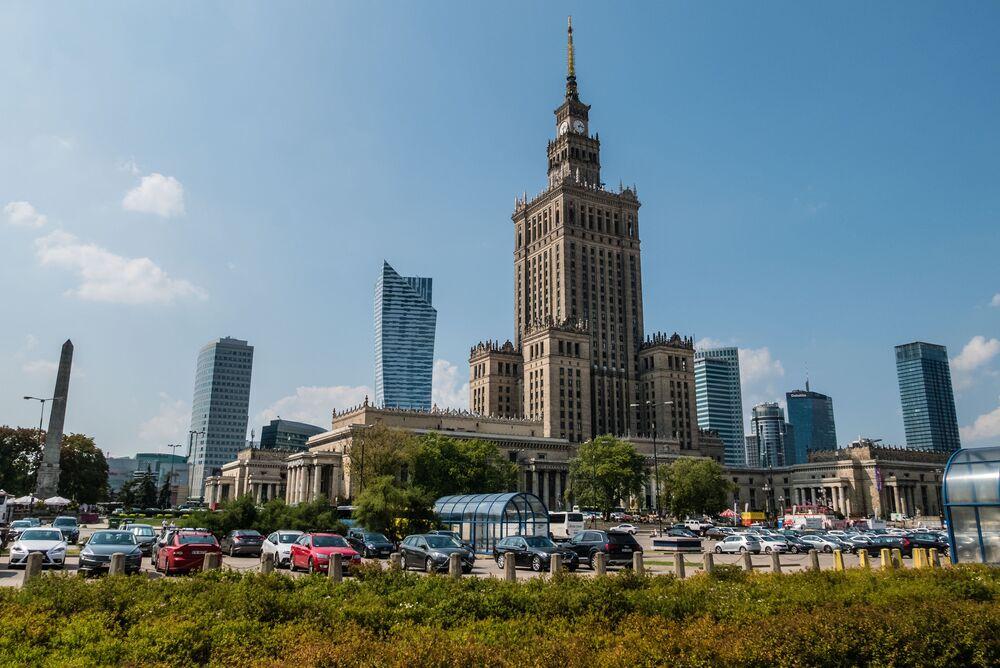 Warszawa Śródmieście.