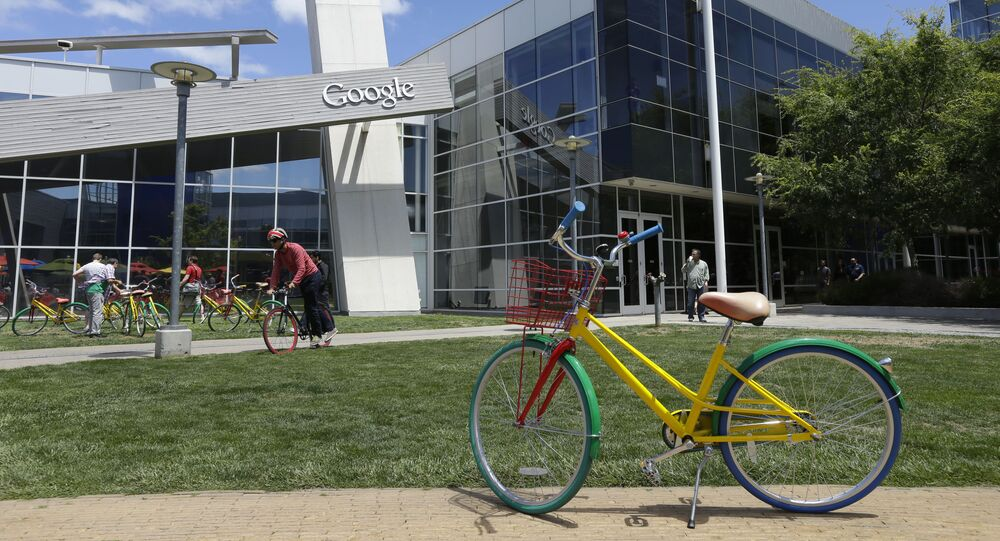 Siedziba Google w Mountain View, USA